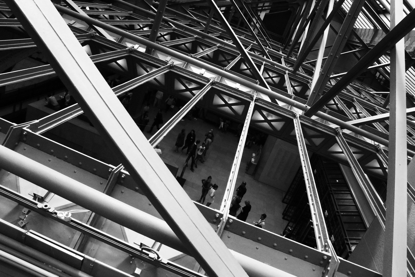Roofing in Musee d'Orsay in Paris