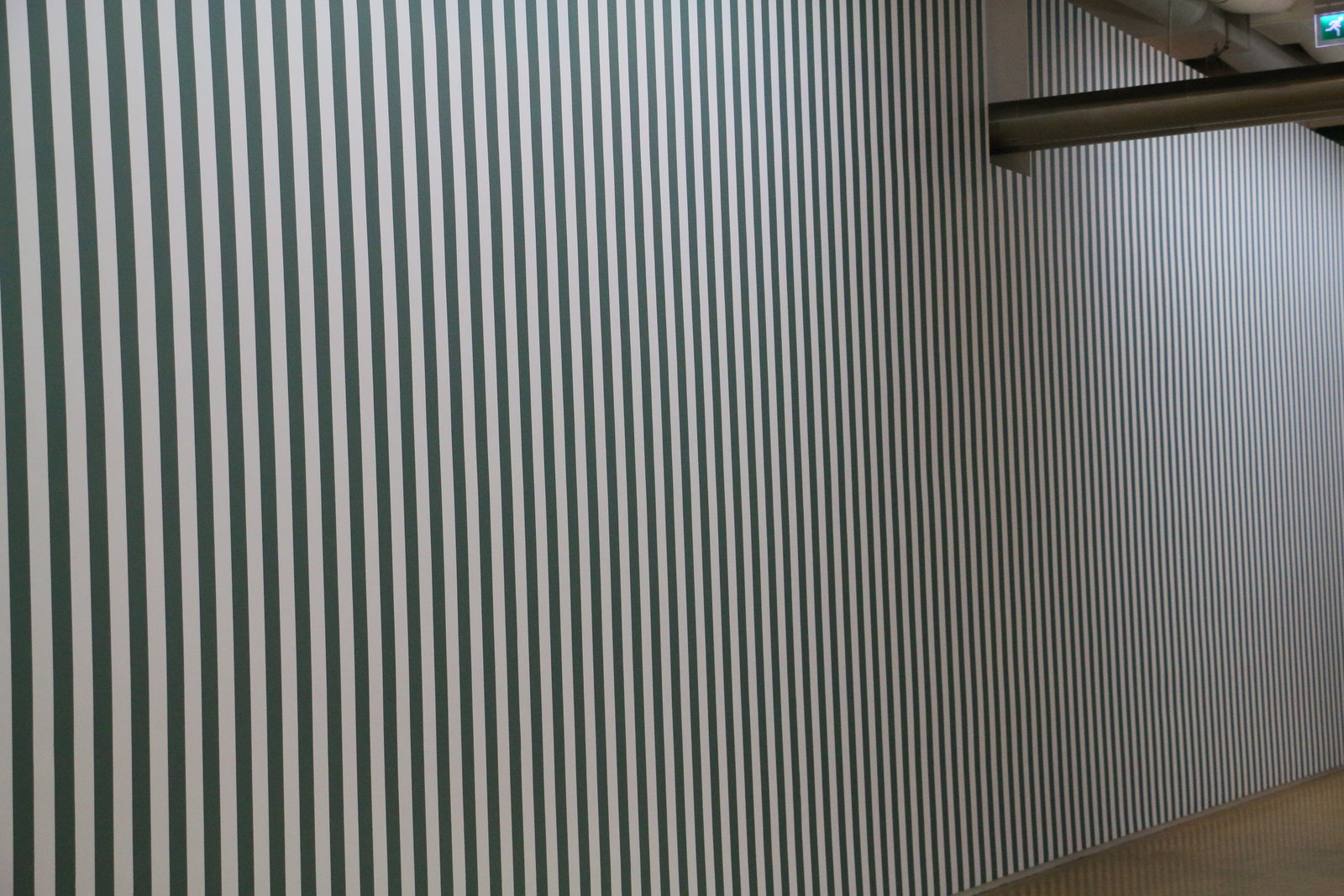 The Wall in Centre Pompidou Paris