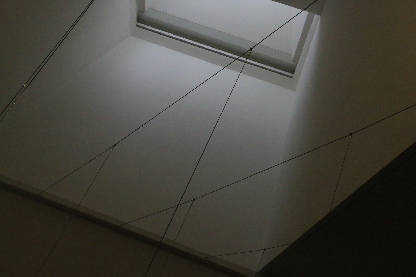 Light in Louis Vuitton Foundation Paris