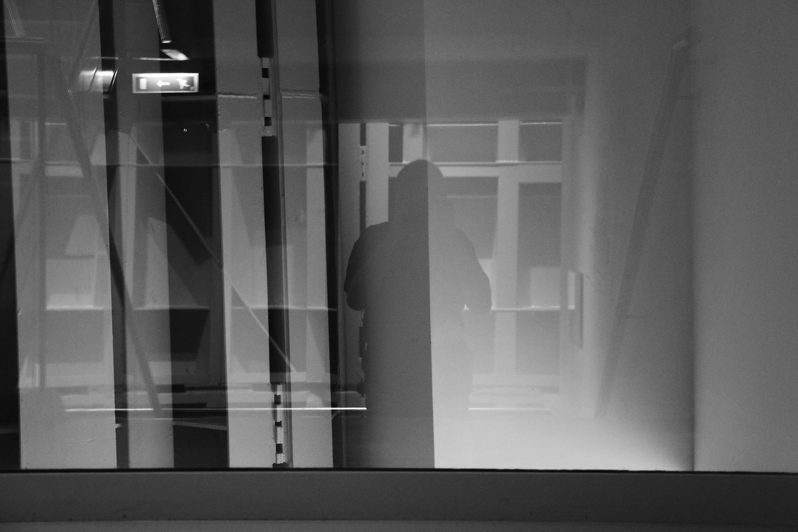 Reflections in Louis Vuitton Foundation Paris