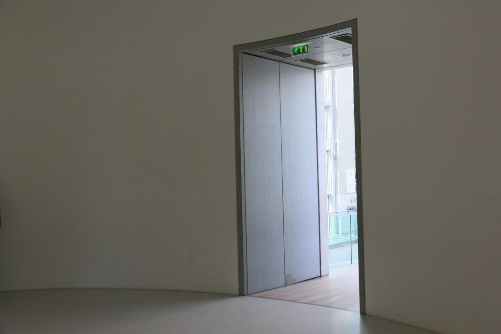 Passage In Orangerie Museum in Paris